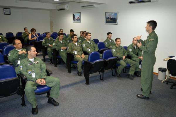 Curso é para piloto inspetor e para operador de sistema