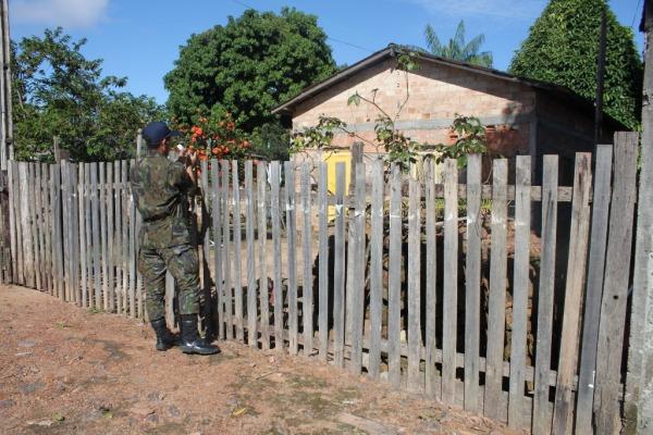 O objetivo foi conscientizar a população de seu papel fundamental no combate ao mosquito transmissor