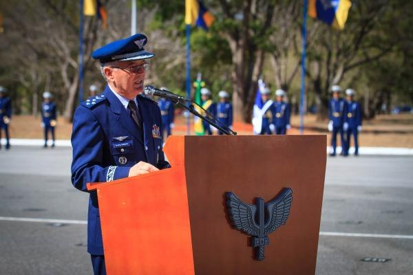 Comandante da Aeronáutica, Tenente-Brigadeiro do Ar Nivaldo Luiz Rossato