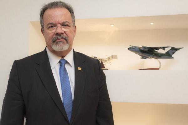 Ministro da Defesa Raul Jungmann
