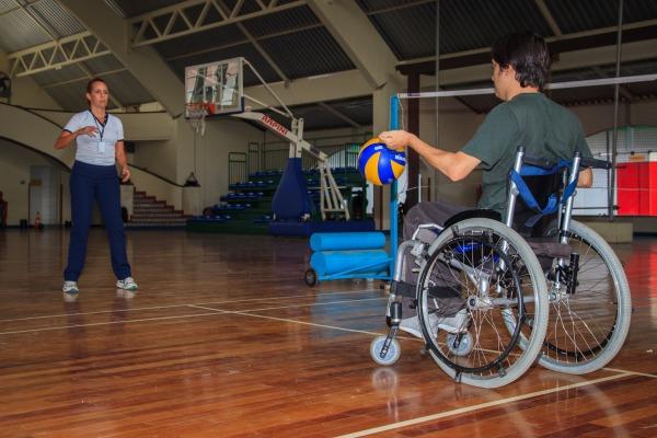 Atletas Paralímpicos participam de projeto da FAB