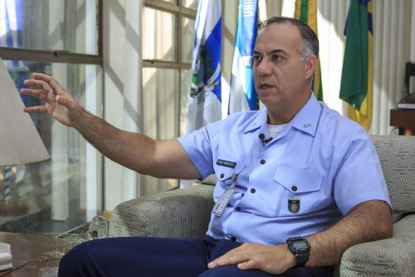 Brigadeiro Arnaldo, Presidente da CDA