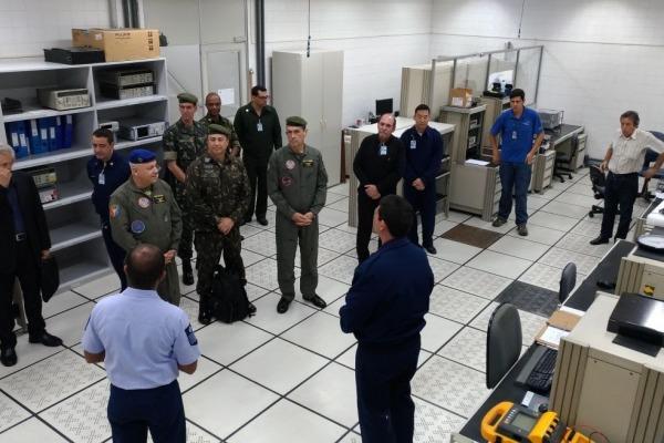 O IFI desenolve atualmente diversas atividades em prol do Comando da Aeronáutica e do Exército