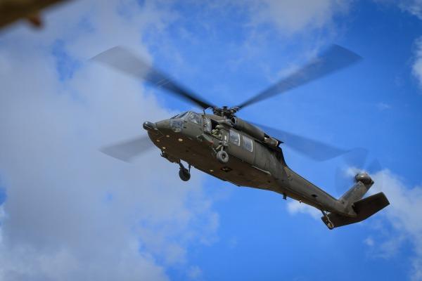 Vídeo retrata principais missões executadas pelo helicóptero