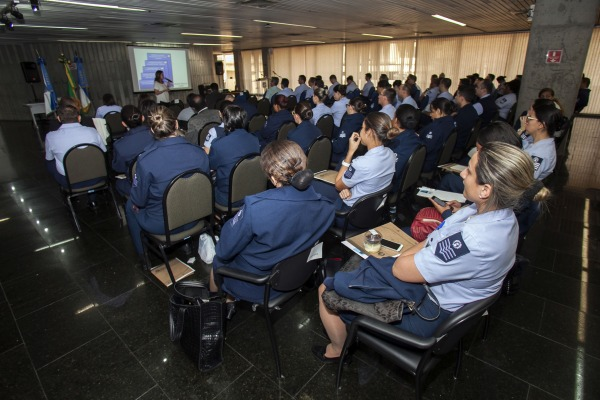 O foco foi promover qualidade e eficiência na segurança do serviço dos controladores