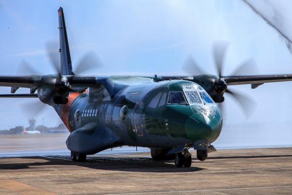 Nova aeronave vai operar em missões de busca e salvamento em todo o país