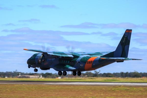 Nova aeronave da FAB chega para aprimorar operação de busca e salvamento