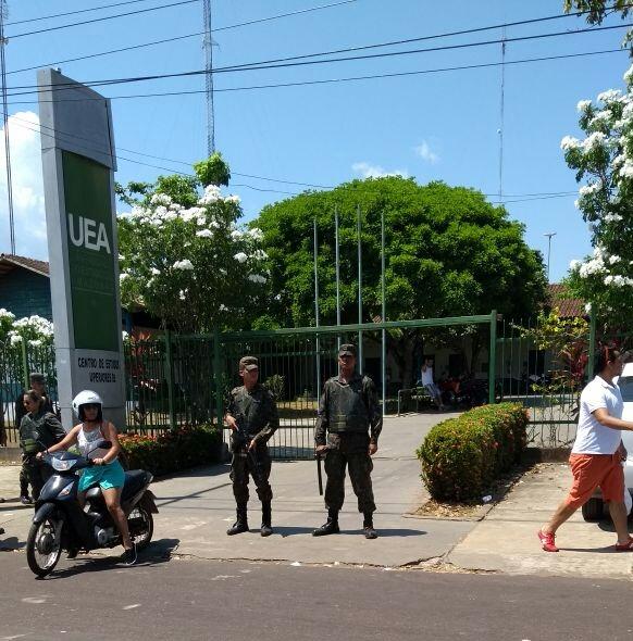 Operação de Garantia da Votação e Apuração foi realizada por Grupo de Segurança e Defesa da Ala 8