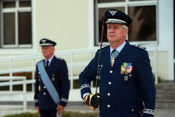 Novo diretor recebeu o cargo do Tenente-Brigadeiro do Ar Carlos Vuyk de Aquino