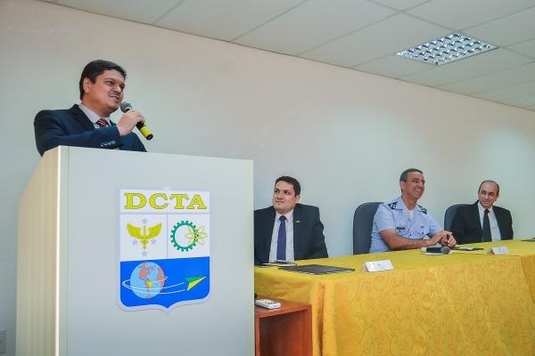 Departamento de Ciência e Tecnologia Aeroespacial firmou acordo com instituições públicas da área