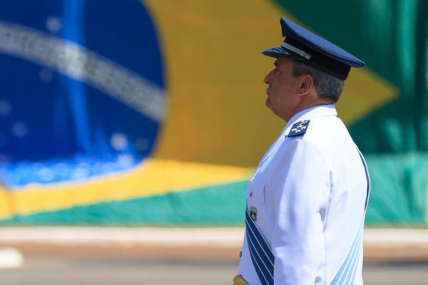 Tenente-Brigadeiro Machado esteve na ativa por 43 anos