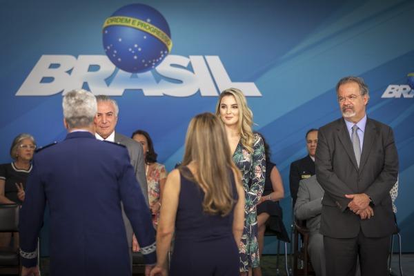 Evento ocorreu no Palácio do Planalto, em Brasília