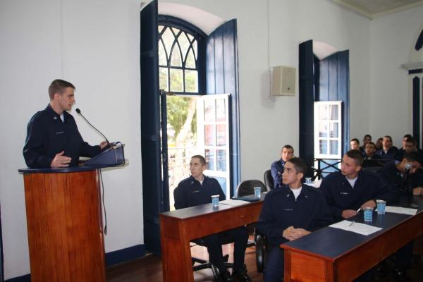Visita faz parte do Programa Conheça o Poder Legislativo de Barbacena