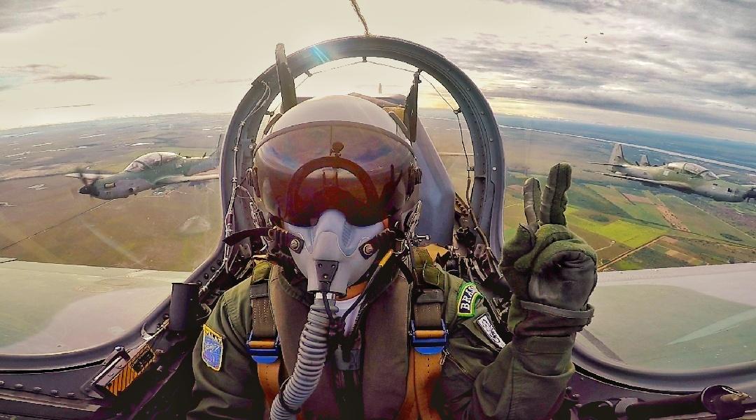 O objetivo é propiciar adestramento, treinamento e avaliação do Esquadrão Aéreo em um cenário tático definido