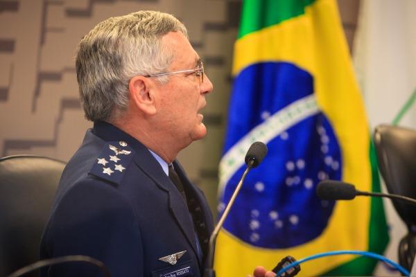 Comandante da Aeronáutica falou sobre diagnósticos e soluções para área espacial