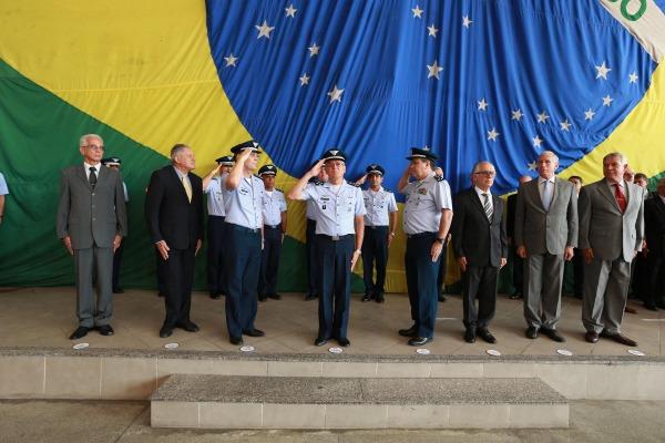 Cerimônia ocorreu no hangar do Terceiro Comando Aéreo Regional, no Rio de Janeiro