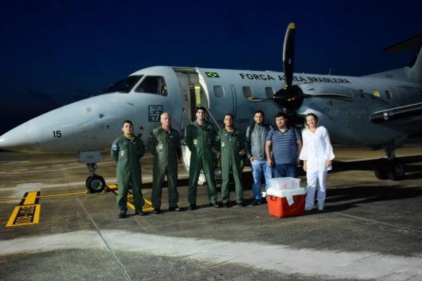 Órgão foi capturado em Belém para receptor em Rio Branco