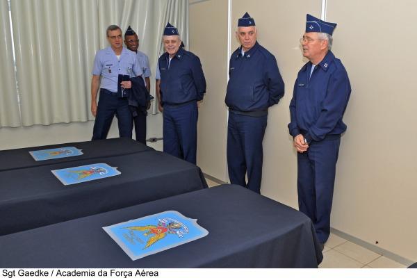 Comitiva visitou diversos setores da AFA