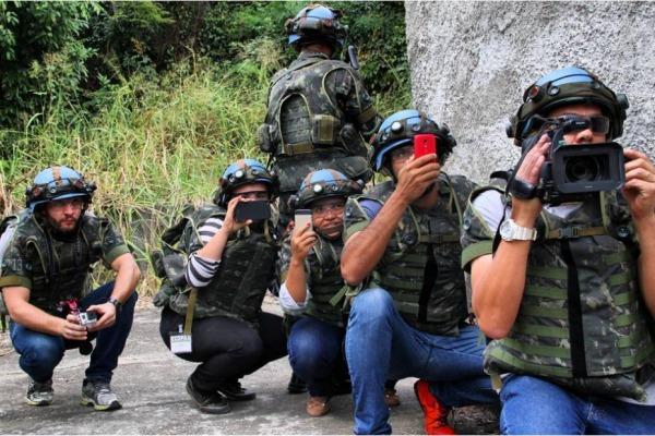 O curso é oferecido por unidade do Exército Brasileiro