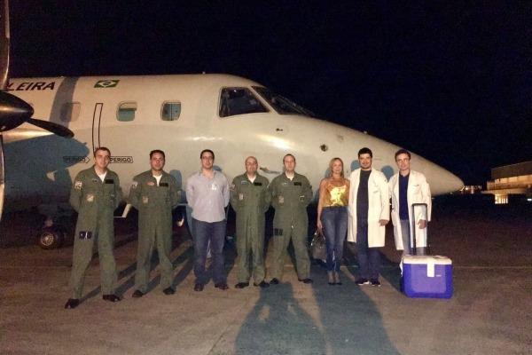 Veja como foi o procedimento das missões que salvaram vidas