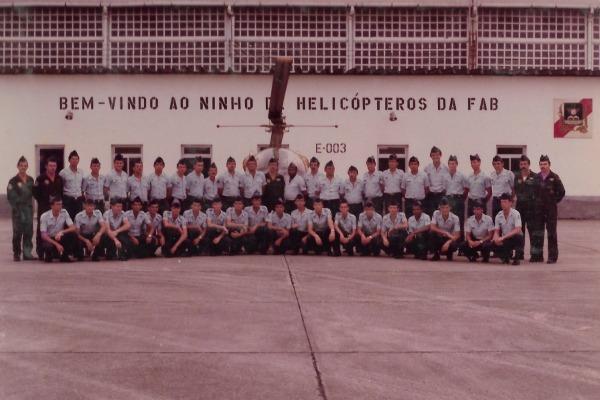 Turma de mecânicos de 1981