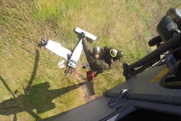Saiba os detalhes da operação de resgate realizada hoje (08/09)