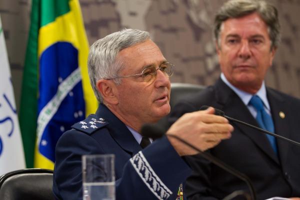 Tenente-Brigadeiro Rossato falou sobre a importância do SGDC