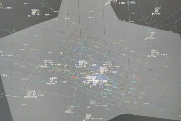Controle efetivo e seguro do espaço aéreo para a atuação das aeronaves