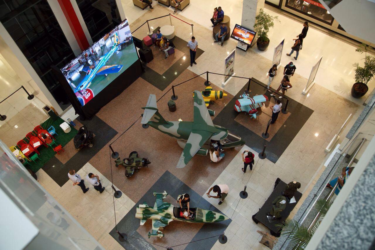 O evento contou com diversas atrações e superou as expectativas de público