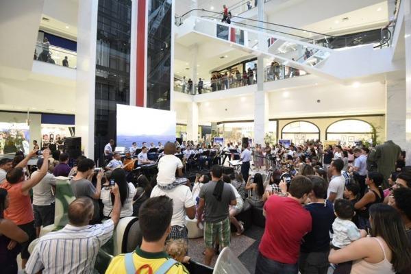 Cerca de 15.000 pessoas visitaram a exposição