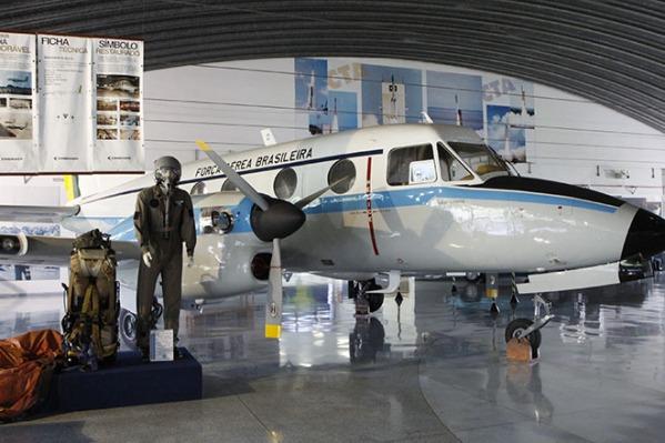 Site TripAdvisor considera o Memorial Aeroespacial Brasileiro como uma das principais atrações da região de São José dos Campos