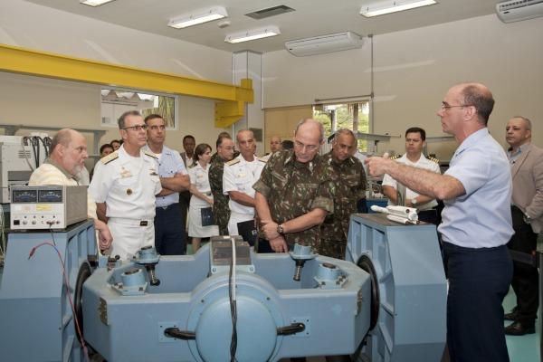A intenção é incrementar a interoperabilidade entre as Forças