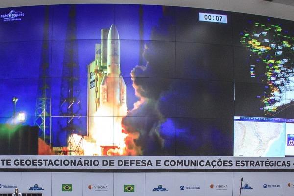 Diretor do Departamento de Ciência e Tecnologia Aeroespacial da FAB fala sobre o assunto no dia 18/10 em Brasília