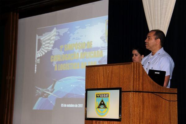 Primeiro Simpósio de Catalogação aplicado à Logística da Força Aérea Brasileira aconteceu na última semana em SP