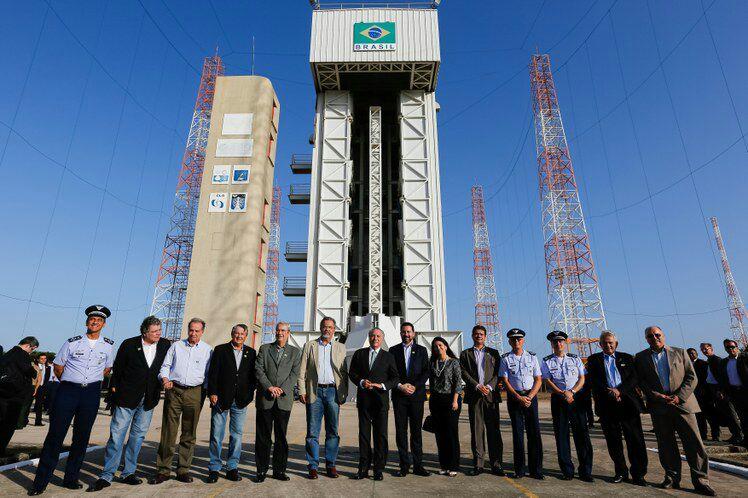 Durante a visita, Michel Temer conheceu a Campanha Institucional Dimensão 22