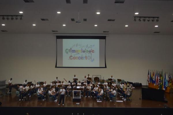 Comunidade tem Concerto é um projeto da EEAR