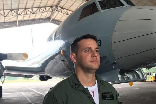 Tenente Allan Seixas Júlio - Esquadrão Orungan (1º/7º GAV)
