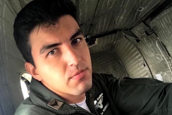 Tenente Eduardo Rodrigues da Silva - Esquadrão Guará (6º ETA)