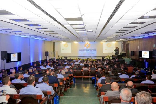 Abertura do evento foi realizada pelo Ministro da Defesa, Raul Jungmann
