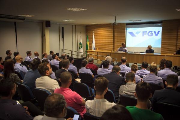 FAB participa de evento na FGV sobre Programa Espacial Brasileiro