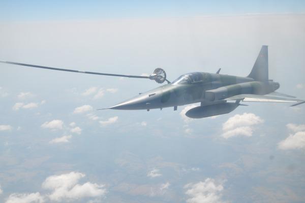 A capacitação potencializa as características de alcance e penetração nas diversas ações de Força Aérea