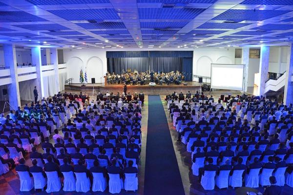 Banda de Música da Ala 13 realizou dois concertos em São Paulo