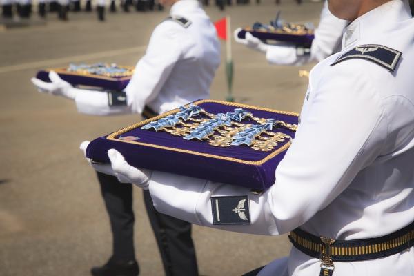 OMA foi entregue a 196 homenageados civis e militares