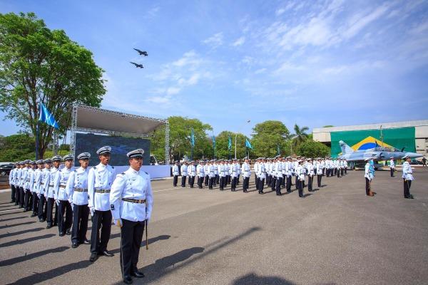 Evento presidido pelo Presidente da República Michel Temer foi marcado pela entrega da Ordem do Mérito Aeronáutico