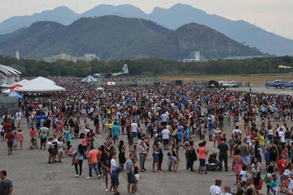 MUSAL AIRSHOW aconteceu nos dias 21 e 22 de outubro no Rio de Janeiro