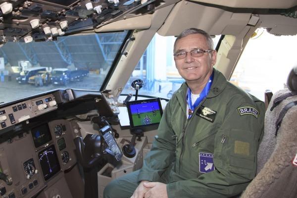 Segundo o Comandante, o reaparelhamento traz ganhos operacionais