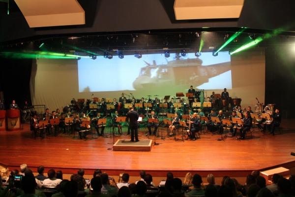 Concerto da Ala 5, em Campo Grande (MS)