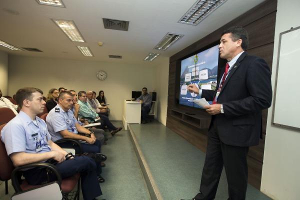 Órgão estuda impacto na Zona de Proteção do Aeroporto Santos Dumont