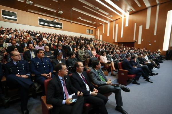 Evento foi realizado pelo Tribunal de Contas da União, em Brasília