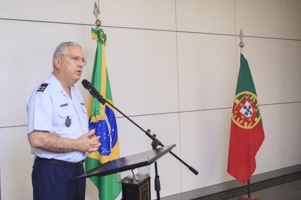 O General de Portugal falou sobre a ligação entre os dois países